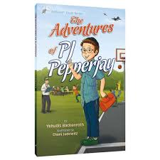 The Adventures of PJ Pepperjay Series