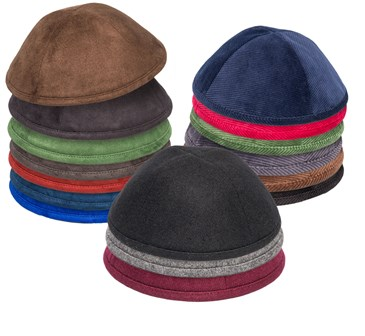 Fashion Yarmulkas