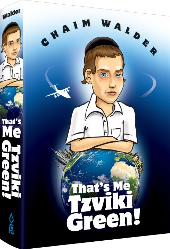 That's Me, Tzviky Green