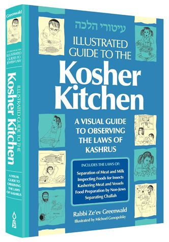 Illustrated Guide To Kosher Kitchen