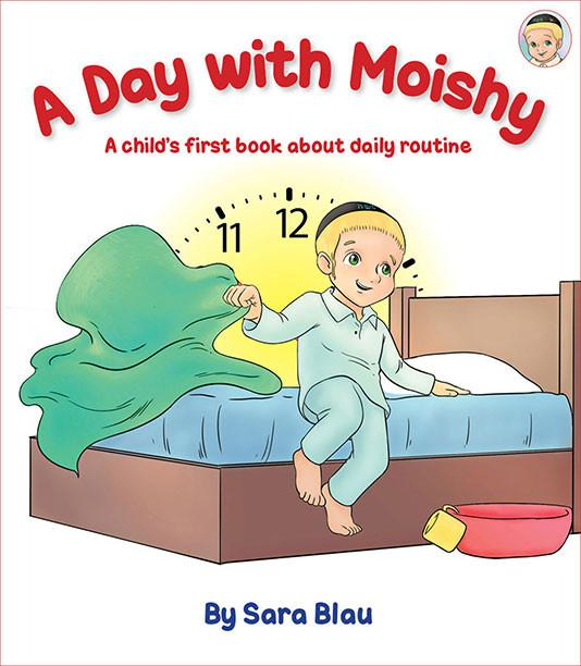 A Day with Moishy
