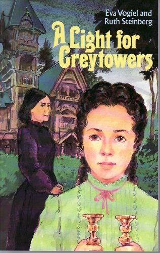 Light for Greytowers (Paperback Cover)