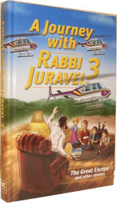 A Journey with Rabbi Juravel 3 - The Great Escape