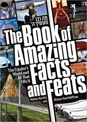 Book Of Amazing Facts and Feats #1