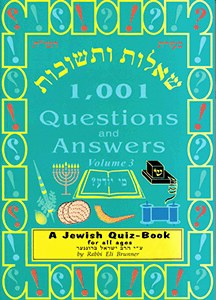 1,001 Questions & Answers Volume 3