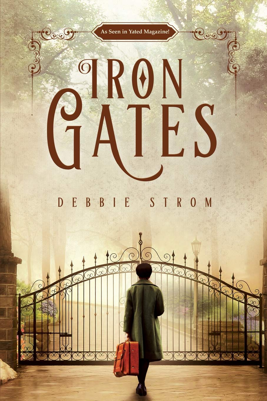 Iron Gates by Debbie Strom