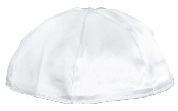 Satin Lined Yarmulke