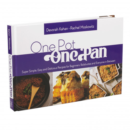 One Pot, One Pan by Rachel Moskowitz / Devorah Kahan