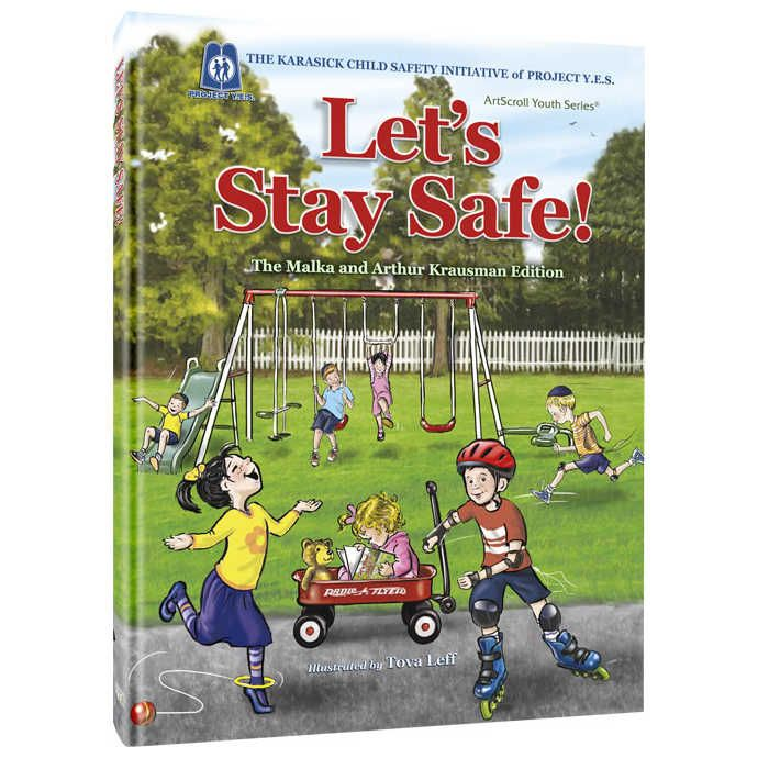 LET'S STAY SAFE (Hard Cover)