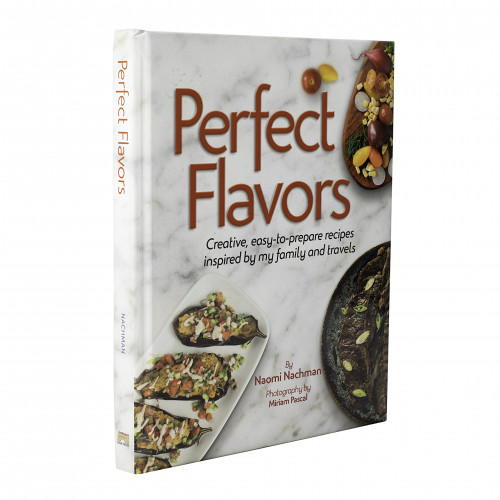 Perfect Flavors Cookbook / by Naomi Nachman