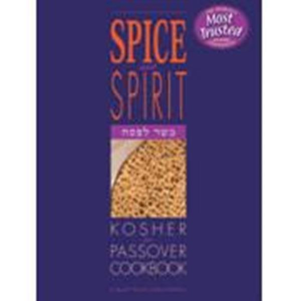 Spice & Spirit Passover Cookbook
