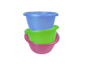 Kids Plastic Wash Bowl
