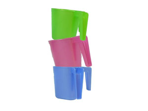 Kids Plastic Wash Cup