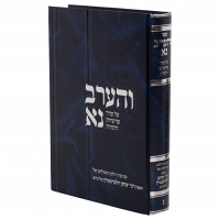 V'Haarev Na Volume 3 by Rabbi Yitzchok Zilberstein
