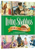 Living Shabbos for Children By Rabbi David Sutton