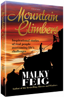 Mountain Climbers By Malky Feig