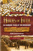 Heroes of Faith by Rabbi Dovid Hoffman