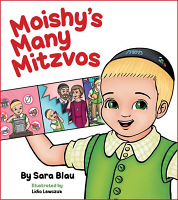 Moishy's Many Mitzvos