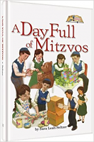 A Day Full of Mitzvos [Middos Series-Hard Cover]