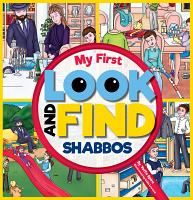 My First Look and FIND SHABBOS