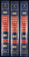 Kitzur Shulchan Aruch Metsudah (Compact Size) 3 volumes