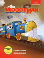 Middos Man Book & CD - Vol. 5 Learning to calm down