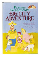 Farmer Greenfield's Big City Adventure [Middos Series-Hard Cover]