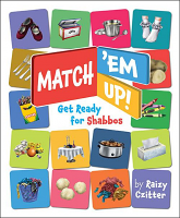 Match Em Up - Get Ready for Shabbos