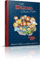The Kichel Collection Comics Story By Bracha Stein Chani Judowitz