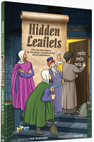 Hidden Leaflets Comics Story By: M. M. Hershkowitz