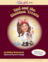 Yael and the Shabbos Treats