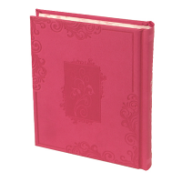 Tehillim - Medium Hot Pink Hardcover Hebrew Tehillim With Tefillos Ubakushos