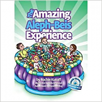 The Amazing Aleph-Beis Experience (Book and CD)
