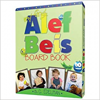 Alef Beis Board Book