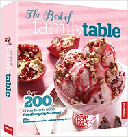 Best of Family Table- Coookbook