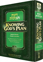 Knowing G-d's Plan (Da'as Tevunos)