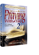Praying with Fire Volume 2 Pocket Size [Pocket Size Paperback] By Rabbi Heshy Kleinman