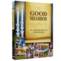 Good Shabbos - Muktzah / Refuah - English 'Laminated'