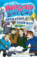 Burksfield Bike Club, Book 4, Soft Cover