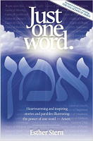 Just One Word by Esther Stern