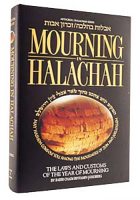 Mourning in Halacha (Hard cover)