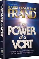 The Power of a Vort By Rabbi Yissocher Frand