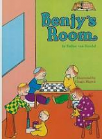 Benjy's Room {Middos Series-Hard Cover}
