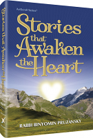 Stories That Awaken The Heart By Rabbi Binyomin Pruzansky