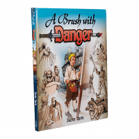 Brush with Danger (hardcover)