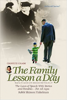 CHOFETZ CHAIM: THE FAMILY LESSON A DAY (Full Size-Hardcover)