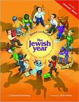 Round & Round the Jewish Year #2: Cheshvan-Shvat