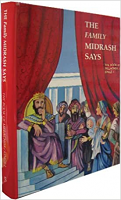 Family Midrash Says - Melachim volume 1