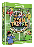 Team Taryag #2: The Mystery of The Missing Amulet
