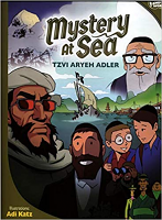 Mystery at Sea - Tzvi Aryeh Adler